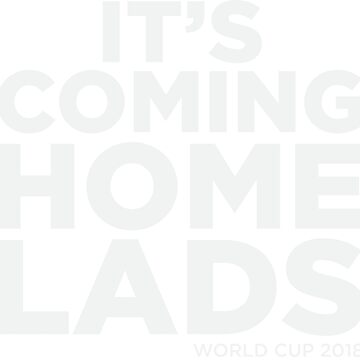 IT'S COMING HOME LADS by MBPhotography94