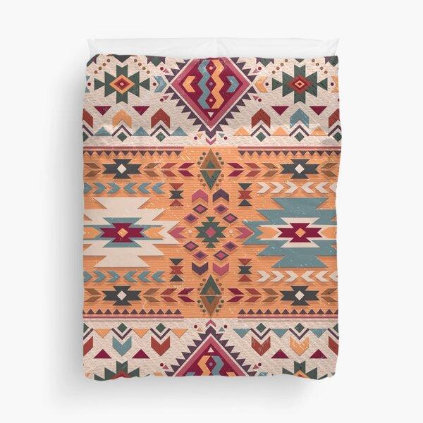 Navajo Design Duvet Cover