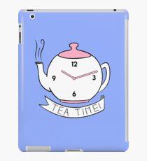 Tea Time iPad Case/Skin