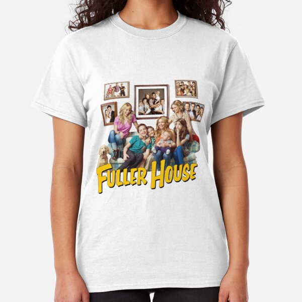 Fuller House Cast Merch Classic T-Shirt