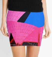 Tickled Pink Sydney Opera House Mini Skirt