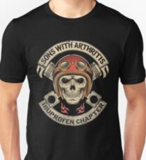 Sons with Arthritis Ibuprofen Chapter Unisex T-Shirt