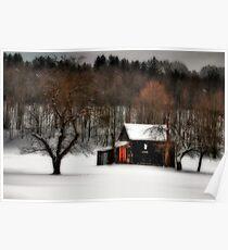 In Winter's Grip Poster