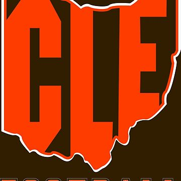 CLE Football by KZiegman