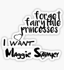 FFP, IW Maggie Sticker