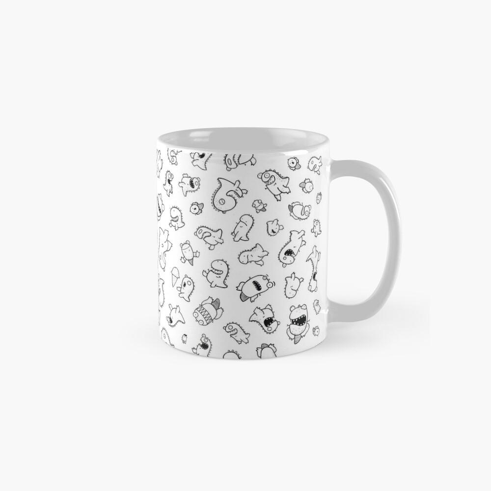 Dino-mite! (Original) Classic Mug