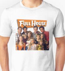 Full house case Unisex T-Shirt