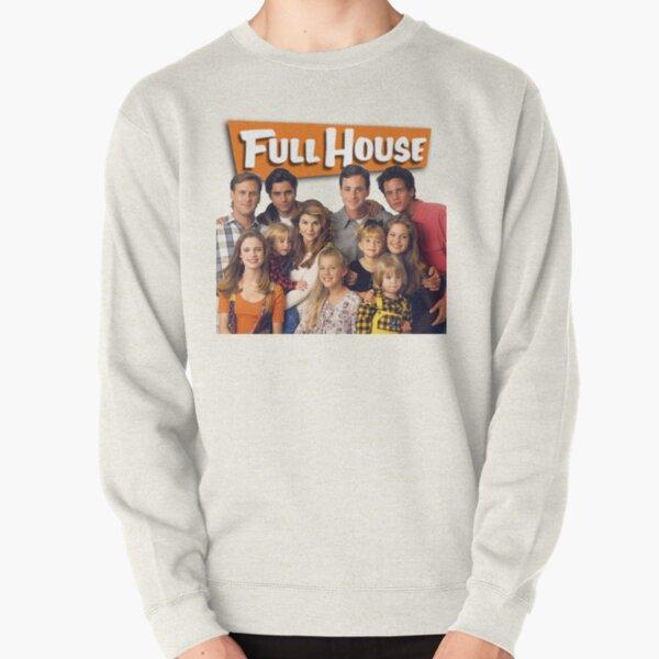 Full house case Pullover Sweatshirt