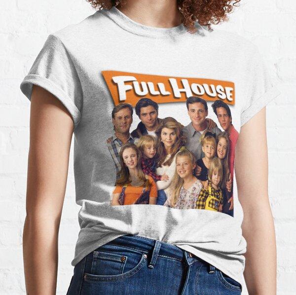 Full house case Classic T-Shirt