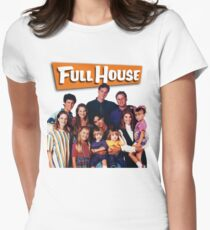 full house cast Women's Fitted T-Shirt