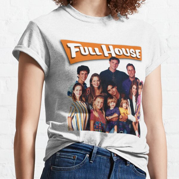 full house casting T-shirt classique