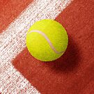 BALLS / Tennis (Clay Court) von Daniel Coulmann