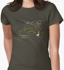 Road Trip Womens Fitted T-Shirt