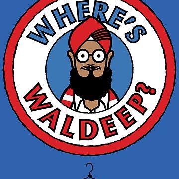 Where's Waldeep...Yet Again by funkyhanger