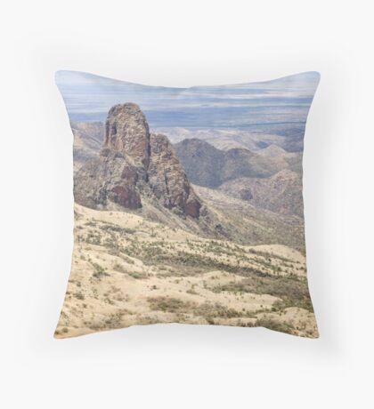 Rift Valley 2 Throw Pillow