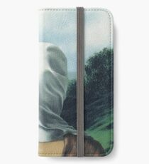 René Magritte – The Lovers II iPhone Wallet/Case/Skin