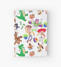 Toy Playground Hardcover Journal