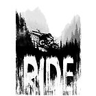 Ink Ride by tabemisa