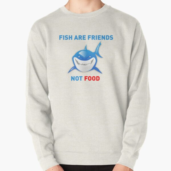 DisneyParks Bruce Shark Fish are Friends Hoodie Youth Blue XL