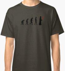 Evolution of the dark side Classic T-Shirt