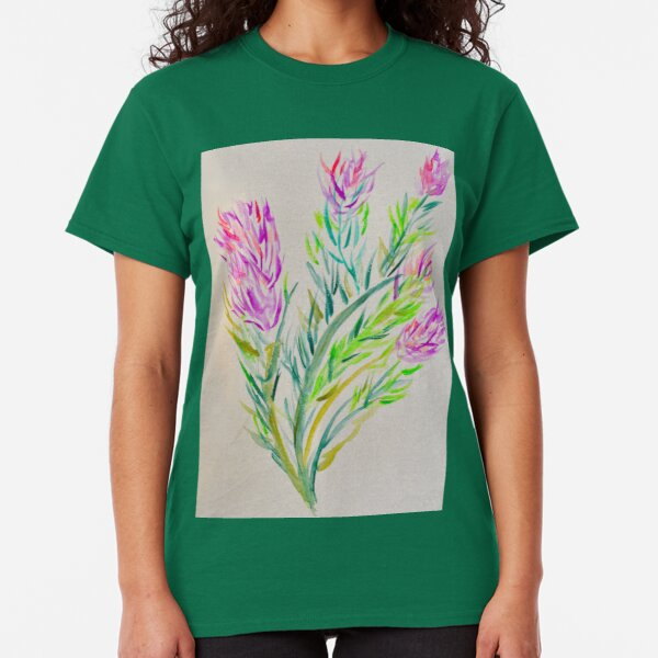 Bouquet of Fireweed Classic T-Shirt