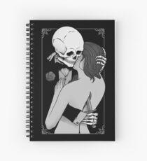 Love and Death Spiral Notebook
