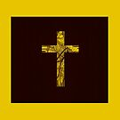 The Cross (Yellow Theme) by Joe Lach