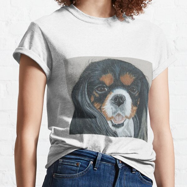 Cavalier King Charles Spaniel II Classic T-Shirt