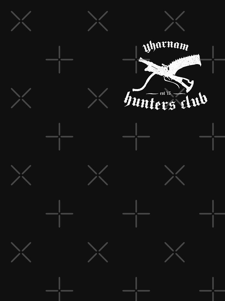 BLOODBORNE : HUNTERS CLUB | Unisex T-Shirt