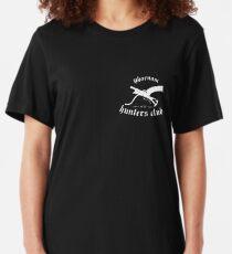 BLOODBORNE : HUNTERS CLUB Slim Fit T-Shirt