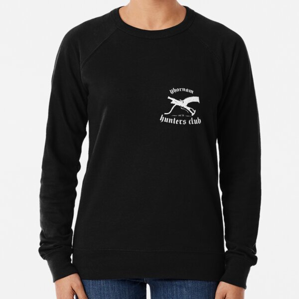 BLOODBORNE: HUNTERS CLUB Sweatshirt léger