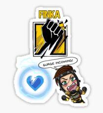 Finka Stickers | Redbubble