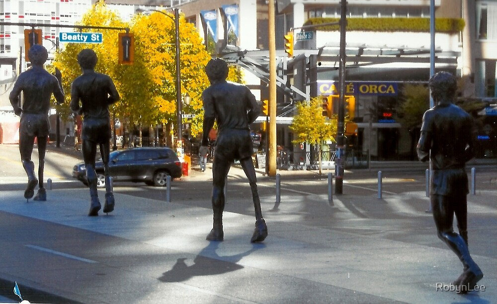 Tribute To Terry Fox by RobynLee