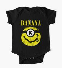 Banana One Piece - Short Sleeve