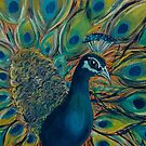 The Petulant Peacock  by Angela  Mitchell