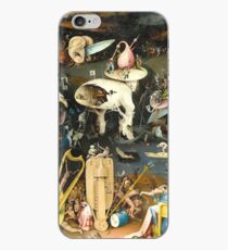 HD Hell, by H. Bosch HIGH DEFINITION  iPhone Case