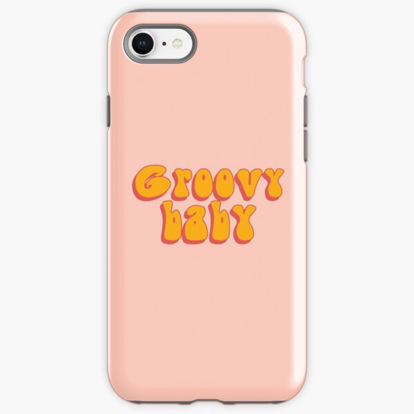 Groovy Baby iPhone Tough Case