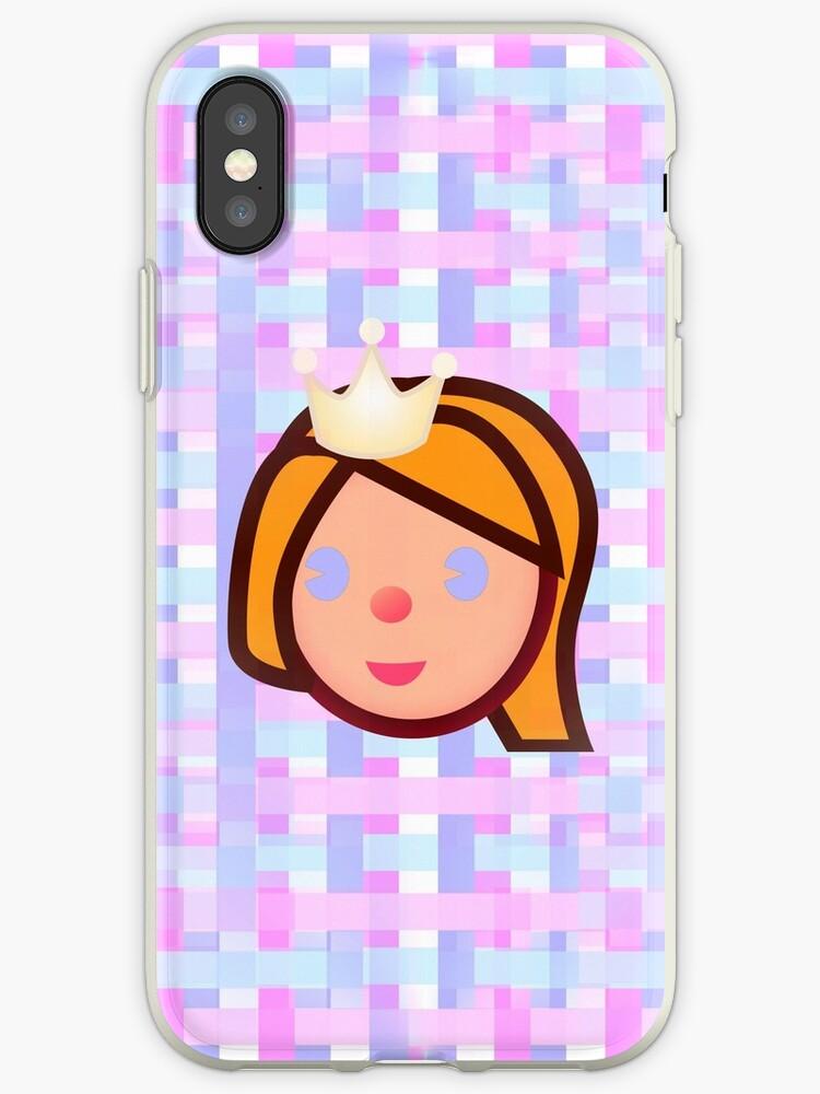 princess emoji by gossiprag