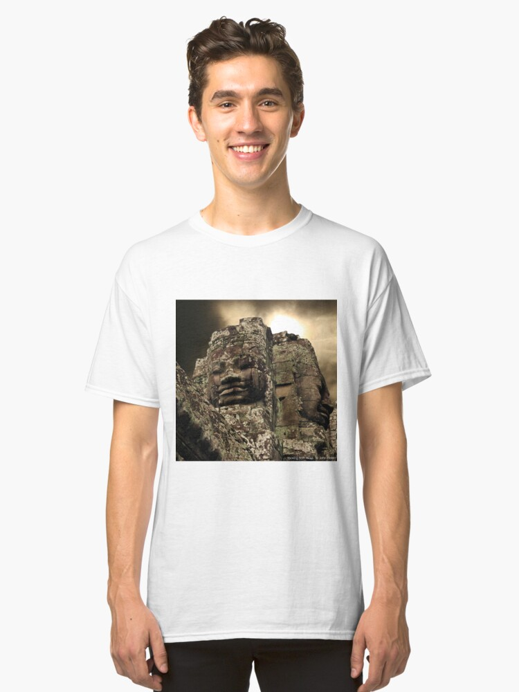 Alternate view of Looking Both Ways Classic T-Shirt