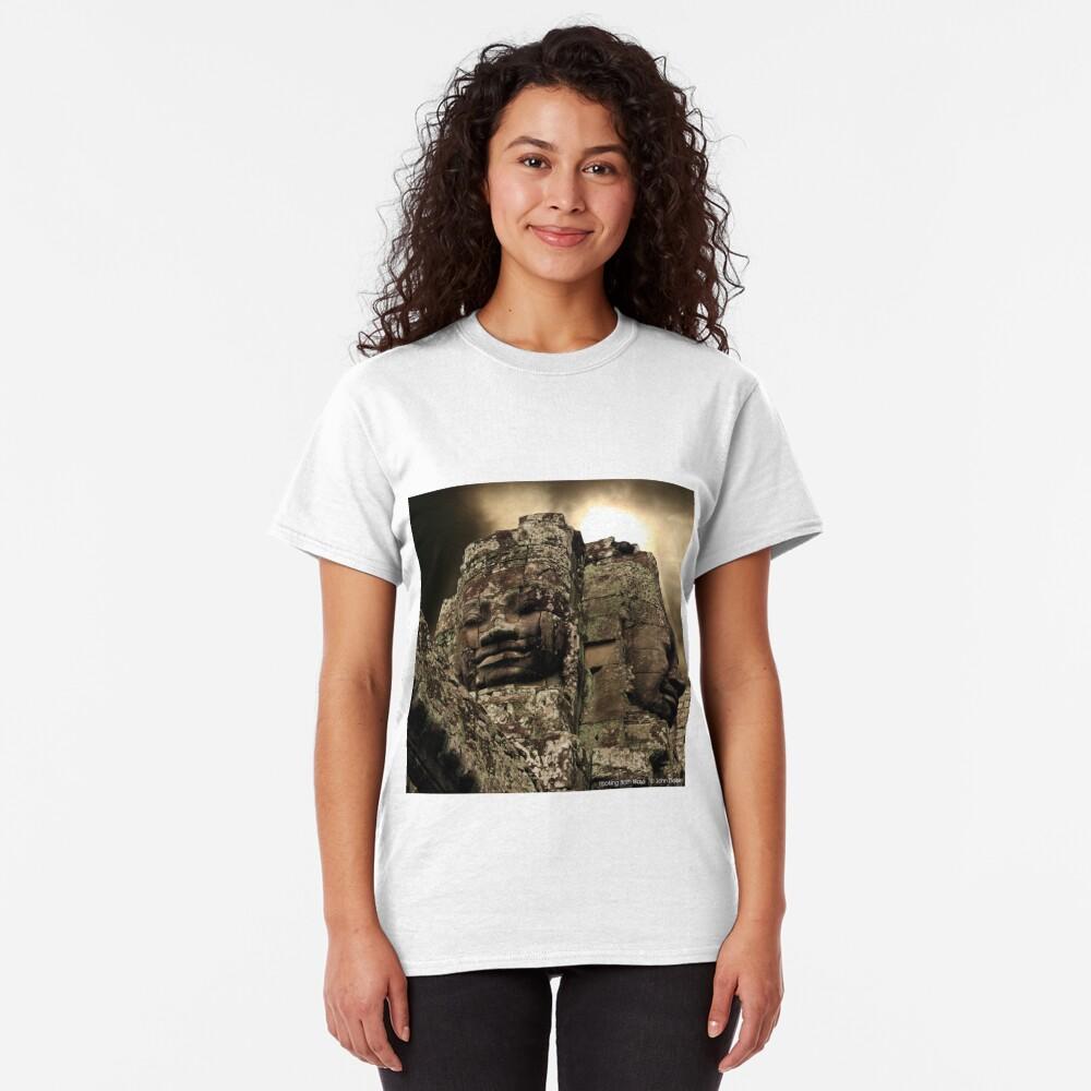 Looking Both Ways Classic T-Shirt