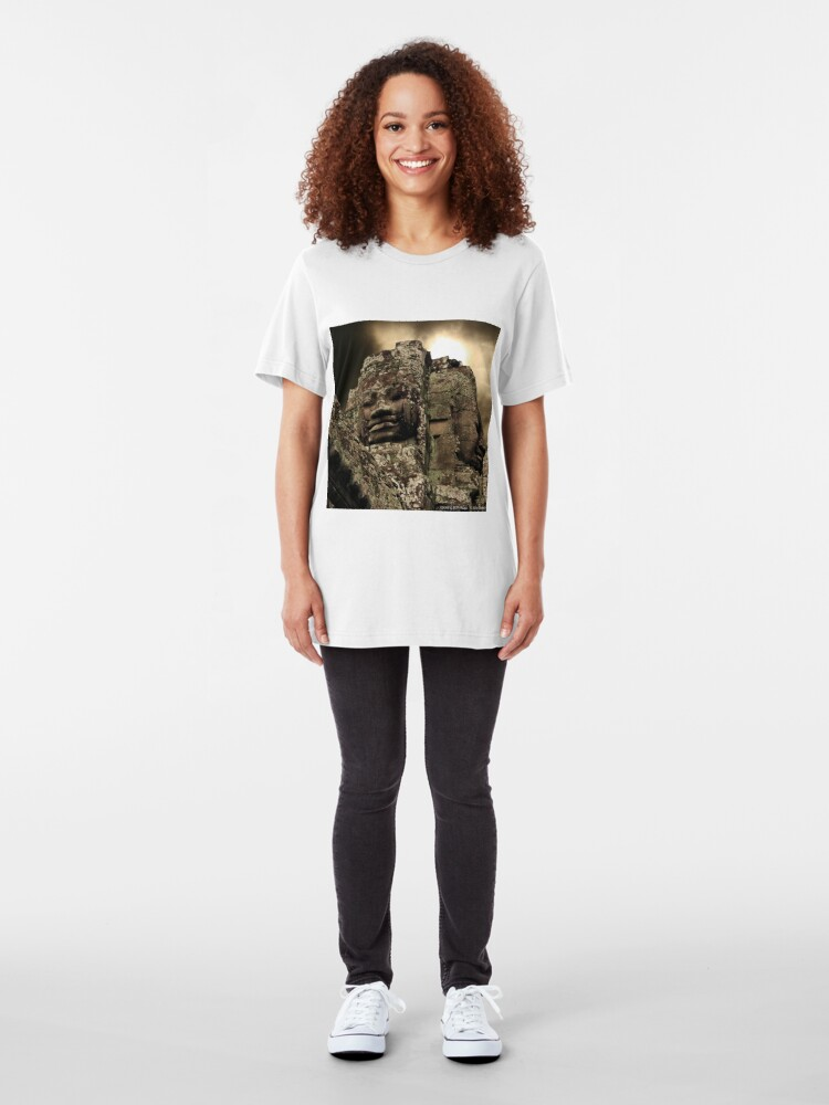 Alternate view of Looking Both Ways Slim Fit T-Shirt