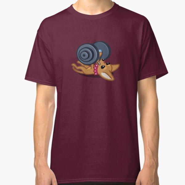 Chihuahua Chiwawa Dog tshirt Classic T-Shirt
