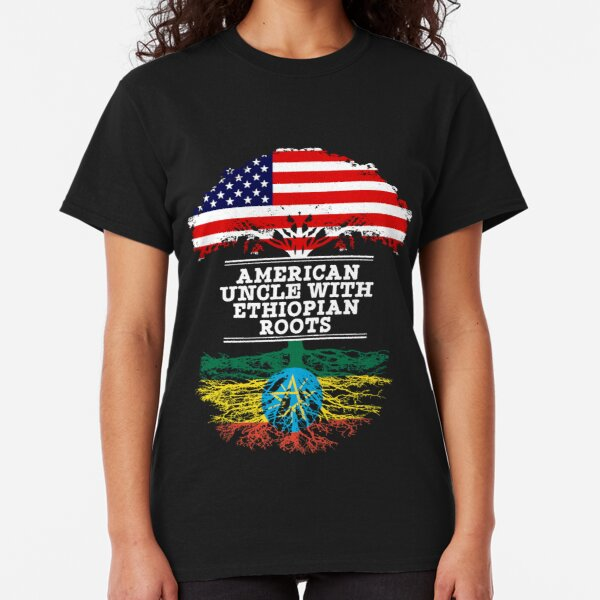 Keep Calm And Love Ethiopia Country Patriotic Novelty Youth Kids T-Shirt Tee