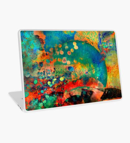 One Art Cell Laptop Skin