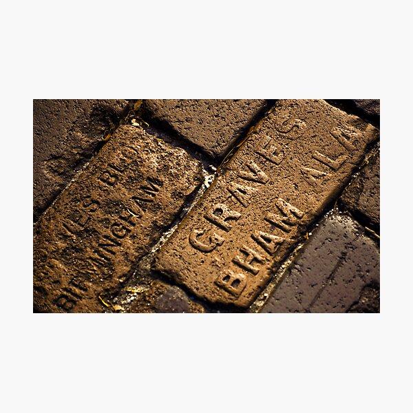 Graves Brick Company Photographic Print