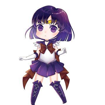 Sailor Saturn by Lulubeth
