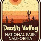 Death Valley National Park California Cactus by MyHandmadeSigns