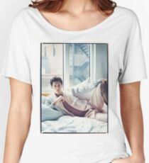 Camiseta ancha para mujer Bill Skarsgard