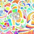 Rainbow Stickers! by David McGovern