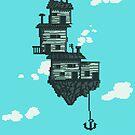 Sky Shack by Rosemary Black